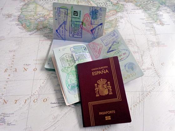 Getting a visa. By Udare Safari