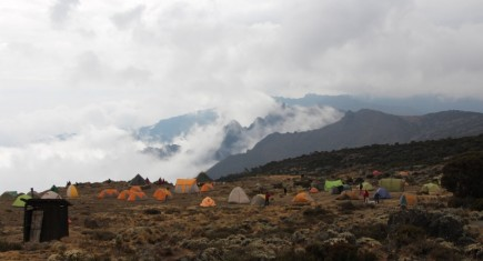 Machame route. By Udare Safari