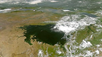 Lake victoria. By Wikipedia