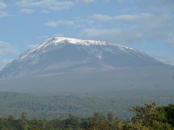 Kilimanjaro National Park. By Udare Safari